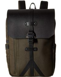 485c116a66 Allen Edmonds - Outpost Large Backpack (black olive) Backpack Bags - Lyst