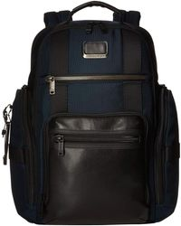 506321077 Tumi Alpha 2 Compact Laptop Brief Pack in Black for Men - Lyst