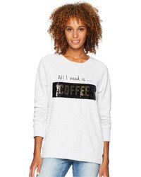 Kut From The Kloth - Asteria Sweater (white Heather) Women's Sweater - Lyst