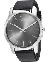 CALVIN KLEIN 205W39NYC - City Watch - K2g21107 - Lyst
