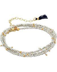 Shashi - Rasheeda Wrap Bracelet - Lyst