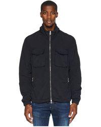 Belstaff - Pendeen Nylon Jacket (black) Men's Coat - Lyst