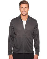 Nike - Dry Rivalry Basketball Jacket (black/white) Men's Coat - Lyst