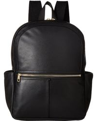 State Bags - Leather Kane Backpack (black) Backpack Bags - Lyst