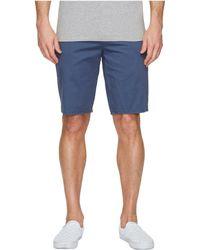 Quiksilver - Everyday Chino Light Shorts (vintage Indigo) Men's Shorts - Lyst