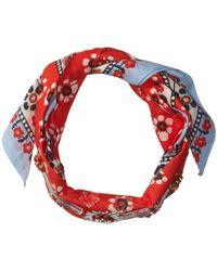 Tory Burch - Embellished Bandana Necktie - Lyst
