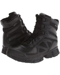 Bates - Velocitor Waterproof Zip (black) Men's Boots - Lyst