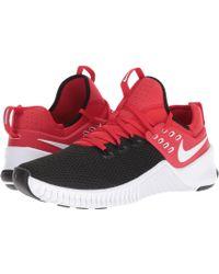 Nike - Metcon Free (pure Platinum blue Hero white black) Men s 9640fdc2a