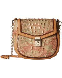 Brahmin - Lizzie (sahara) Handbags - Lyst