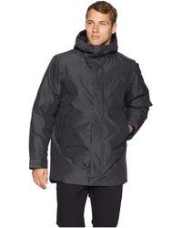 The North Face - Shielder Parka (tnf Dark Grey Heather) Men's Coat - Lyst