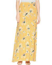 O'neill Sportswear - Ashton Skirt (goldie) Women's Skirt - Lyst