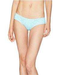 Vilebrequin - Tortues Hypnotiques Firsbee Bottoms (lagoon) Women's Swimwear - Lyst