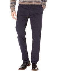 Mavi Jeans - Johnny Slim In Dark Navy Twill (dark Navy Twill) Men's Jeans - Lyst