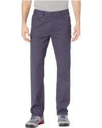 Toad&Co - Seward Canvas Pants (dark Chino) Men's Casual Pants - Lyst