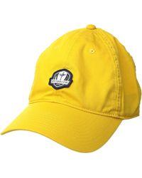 c5eb463eb41 Nike - H86 Cap Ryder Cup Badge (summit White white) Baseball Caps -