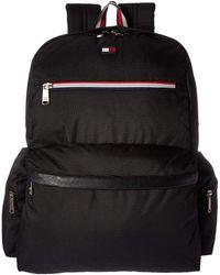 Tommy Hilfiger - Lenox Hill Backpack (black) Backpack Bags - Lyst