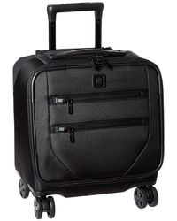 Victorinox - Lexicon 2.0 Dual-caster Boarding Tote (black) Weekender/overnight Luggage - Lyst