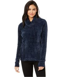 Volcom - Cozy On Over Sweater (sea Navy) Women's Sweater - Lyst