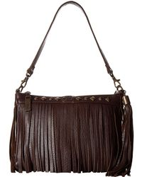 STS Ranchwear - Dixie Clutch (chocolate) Clutch Handbags - Lyst