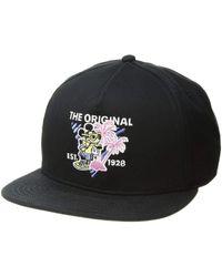 Vans - Mickey's 90th Snapback (black) Caps - Lyst