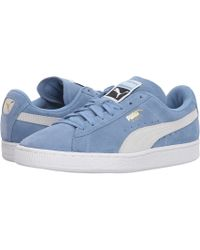 PUMA - Suede Classic Women's Shoes (trainers) In Blue - Lyst
