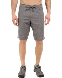 Prana - Sutra Short (gravel) Men's Shorts - Lyst