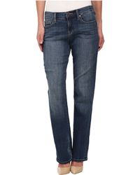 Lucky Brand - Easy Rider In Tanzanite (tanzanite) Women's Jeans - Lyst