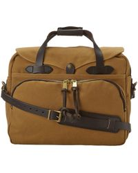 Filson - Padded Laptop Bag/briefcase (navy) Briefcase Bags - Lyst