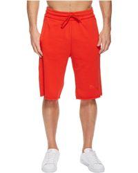 PUMA - 12 Sweat Bermuda (black) Men's Shorts - Lyst