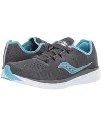 fb22953076 Saucony - Versafoam Flare (grey pink) Women s Shoes - Lyst