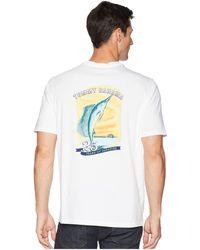 Tommy Bahama - Marlin Paradise Tee (white) Men's T Shirt - Lyst