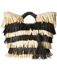 San Diego Hat Company - Bsb1711 Crochet Tote (natural) Tote Handbags - Lyst