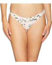 Amuse Society - Freesia Skimpy Bottom (blush) Women's Swimwear - Lyst