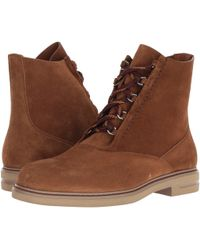 Etro - Suede Lace-up Boot (tan) Men's Boots - Lyst