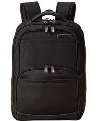 Samsonite - Pro 4 Dlx Urban Backpack Pft/tsa (black) Backpack Bags - Lyst