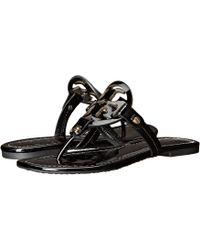 9432e8c84 Tory Burch - Miller Flip Flop Sandal (light Makeup) Women s Shoes - Lyst