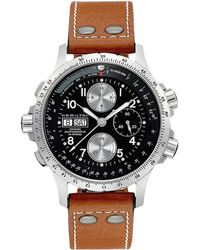 Hamilton - Khaki X-wind - H77616533 (black) Watches - Lyst