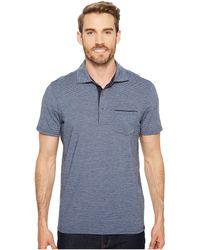 Prana - Pacer Short Sleeve Polo - Lyst