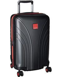 Hedgren - Flight Small Expandable Spinner 20 (black/red Combo) Luggage - Lyst