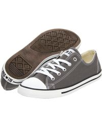 Converse - Chuck Taylor® All Star® Dainty Ox - Lyst