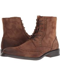 Kenneth Cole - Buzzer Boot - Lyst