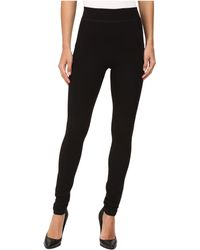 Hue - Double Knit Shaping Leggings (black) Women's Casual Pants - Lyst