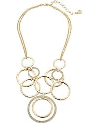 Lilly Pulitzer | Swirling Sea Necklace | Lyst