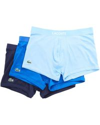 Lacoste - Colour 3-pack Trunk - Lyst