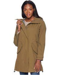 Filson - Tamarack Rain Shell (marsh/olive) Women's Coat - Lyst