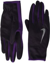 Nike - Run Dry Headband And Gloves Set - Lyst