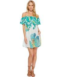Maaji   Laughing Leaves Short Dress   Lyst