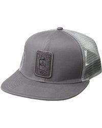 Travis Mathew - Waisted Dream (grey) Baseball Caps - Lyst