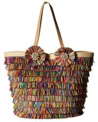 Betsey Johnson - Tiki Time Tote - Lyst