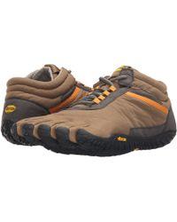 Vibram Fivefingers - Trek Ascent (insulated Black) Men's Shoes - Lyst